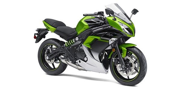 Photo of Kawasaki Ninja 650
