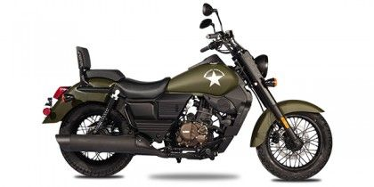 Photo of UM Motorcycles Renegade Commando EFI