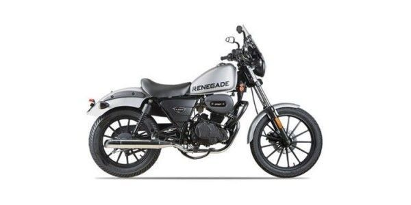 Photo of UM Motorcycles Renegade Sport