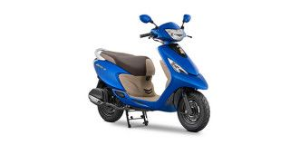 Photo of TVS Scooty Zest 110 Matte Series
