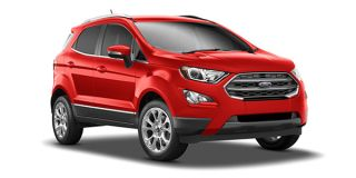 Ford Eco Sports Car Price List