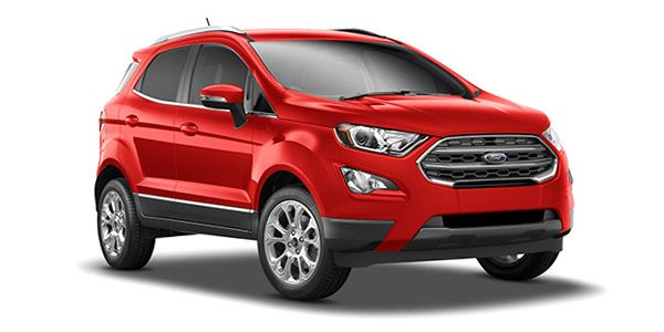 Elegant Photo Of Ford EcoSport