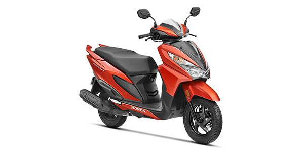 Honda Grazia On Road Price In Delhi
