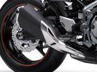 kawasaki z900-Exhaust-View
