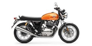 Royal Enfield Interceptor 650 STD