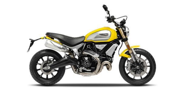 Photo of Ducati Scrambler 1100