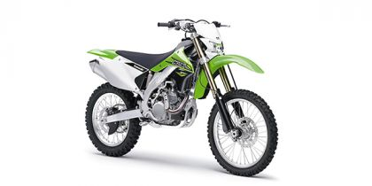Photo of Kawasaki KLX 450R