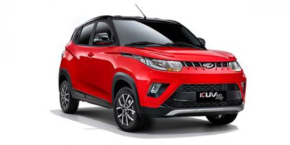 Photo of Mahindra KUV100 NXT G80 K2