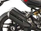 Monster 1200-Exhaust-View