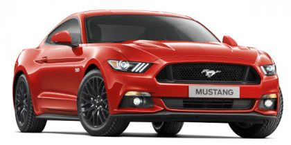 Photo of Ford Mustang V8