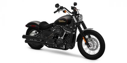 Photo of Harley Davidson Street Bob