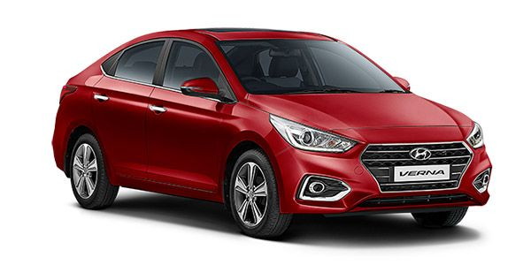 New Hyundai Verna 2018 Price Images Mileage Specs Colours In