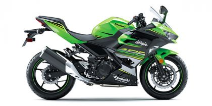 Photo of Kawasaki Ninja 400