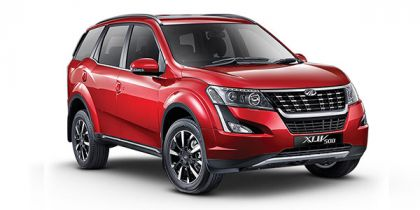 Photo of Mahindra XUV500 W3