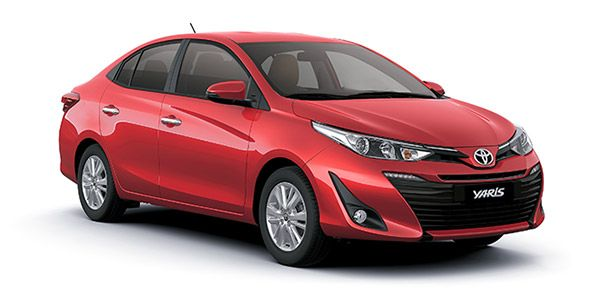 Honda 2018 Model >> New Toyota Yaris Price 2018, Images, Mileage, Specs @ ZigWheels