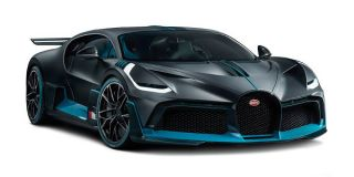 Photo Of Bugatti Divo