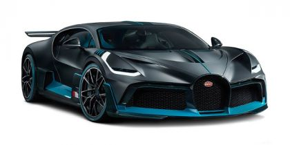 Photo of Bugatti Divo W16