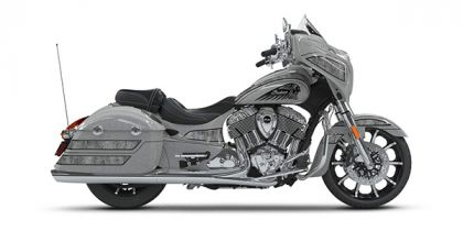 Photo of Indian Chieftain Elite STD