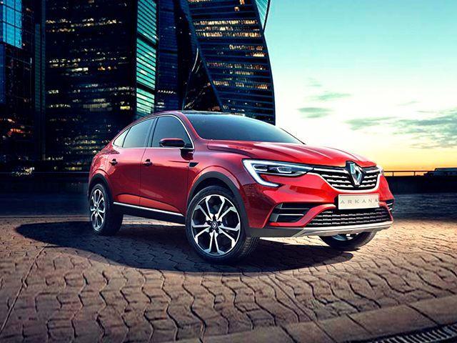 Photo of Renault Arkana