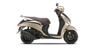 Photo of Yamaha Fascino Darknight Edition