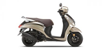 Photo of Yamaha Fascino