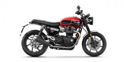 Photo of Triumph Speed Twin STD