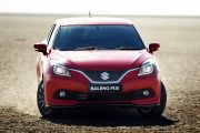 Front Image of Baleno RS