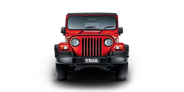 Photo of Mahindra Thar 2020
