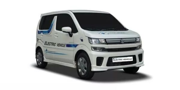 Photo of Maruti WagonR Electric