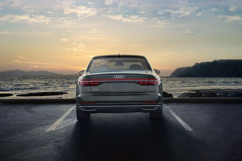 Photo of Audi A8