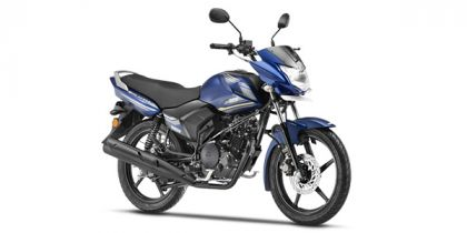 Photo of Yamaha Saluto 125