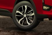 Wheel arch Image of XUV300