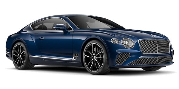 Bentley continental gt price in india