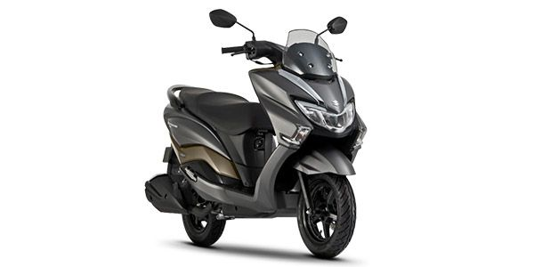 Suzuki Burgman Street 125 Price Images Mileage Colours In India