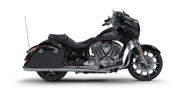 Photo of Indian Chieftain Limited