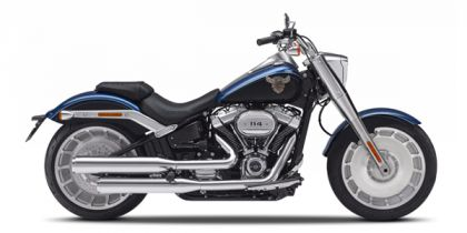 Photo of Harley Davidson Fat Boy Anniversary STD