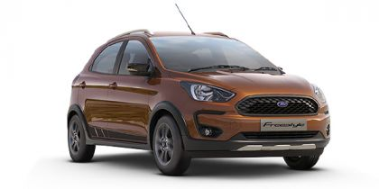 Ford Freestyle Price in Silchar - On Road Price of Freestyle Car