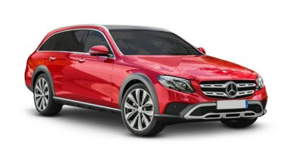 Photo of Mercedes-Benz E-Class All-Terrain