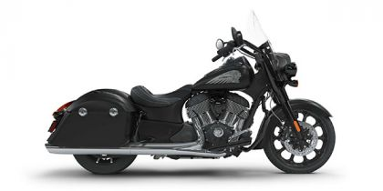 Photo of Indian Springfield Dark Horse