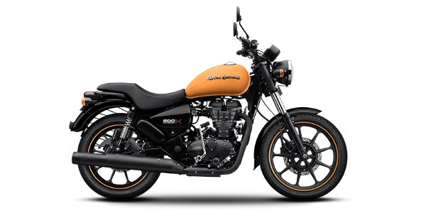 Royal Enfield Thunderbird 500x