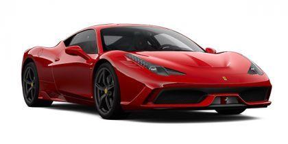Photo of Ferrari 458 Speciale V8