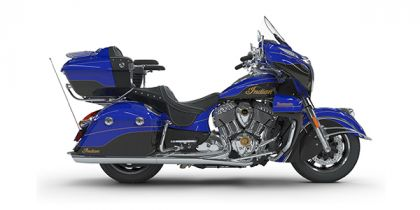 Photo of Indian Roadmaster Elite STD