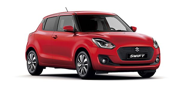 Suzuki Swift Colours In Pakistan