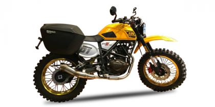 Photo of UM Motorcycles Scrambler X