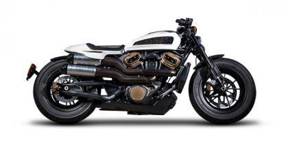 Photo of Harley Davidson Custom 1250