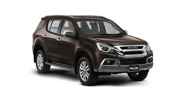 Isuzu Mux 2018 Price In Delhi On Road Price Of Mux 2018