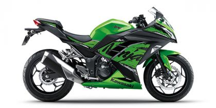 Photo of Kawasaki Ninja 300 ABS KRT Edition