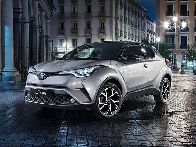 Photo of Toyota C-HR
