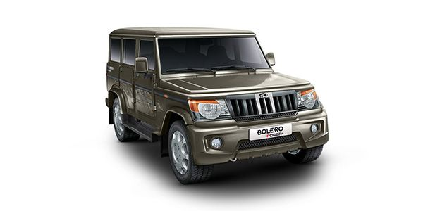Photo of Mahindra Bolero Power Plus