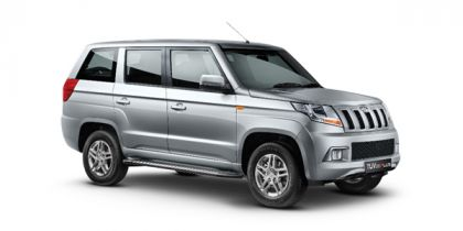 Photo of Mahindra TUV 300 Plus P4